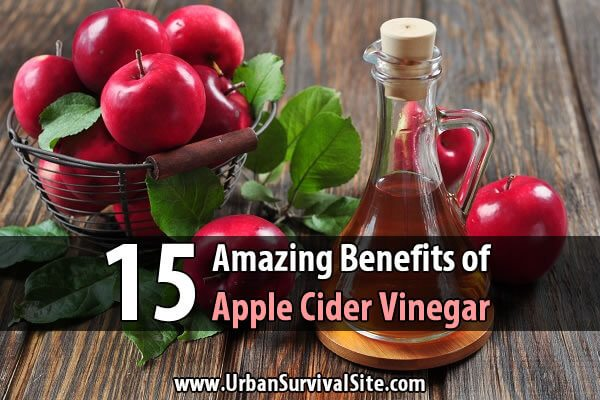 15 Amazing Benefits of Apple Cider Vinegar