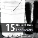 15 Brilliant Uses for Buckets thumbnail