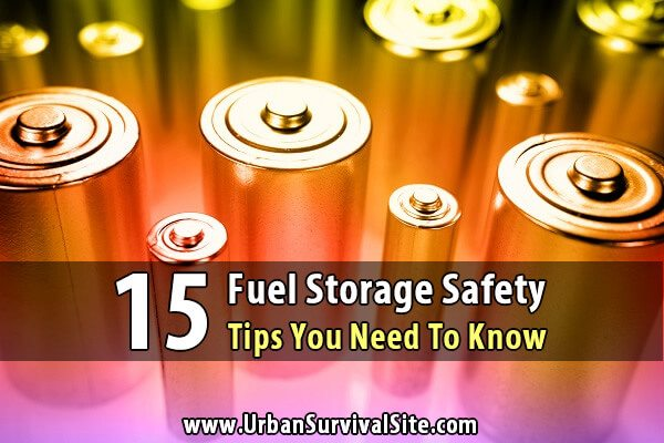 15 Fuel Storage Safety Tips You Need to Know