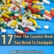 17 Over-The-Counter Meds You Need To Stockpile