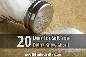 20 Uses for Salt You Didn't Know About