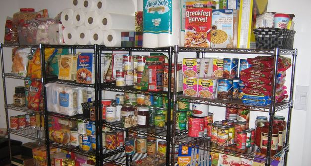 Food Storage – Where to Begin?