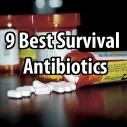 9 Best Survival Antibiotics