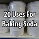 20 Uses for Baking Soda