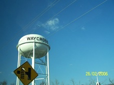 Waycross Water Tower