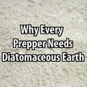 Why Every Prepper Needs Diatomaceous Earth