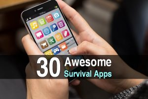 30 Awesome Survival Apps