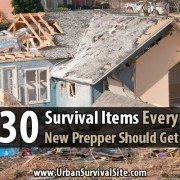 30 Survival Items Every New Prepper Should Get