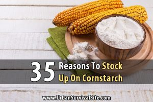 35 Reasons to Stock Up on Cornstarch
