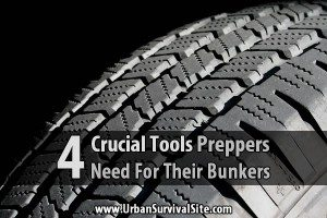 4 Crucial Tools Preppers Need for Their Bunkers