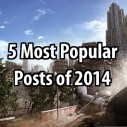 5 Most Popular Posts of 2014