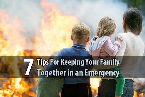 how to keep a family together