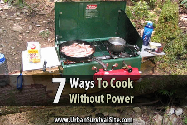 7 Ways To Cook Without Power