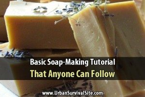Basic Soap Making Tutorial That Anyone Can Follow