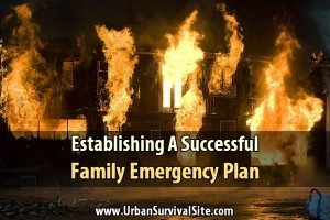Establishing A Successful Family Emergency Plan