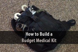 How to Build a Budget Medical Kit