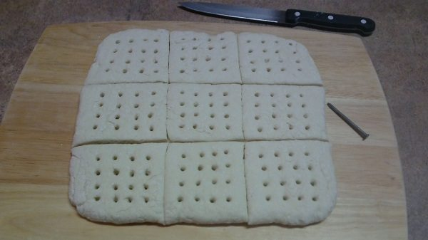 How to Make Hardtack 5