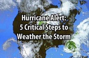 Hurricane Alert: 5 Critical Steps to Weather the Storm