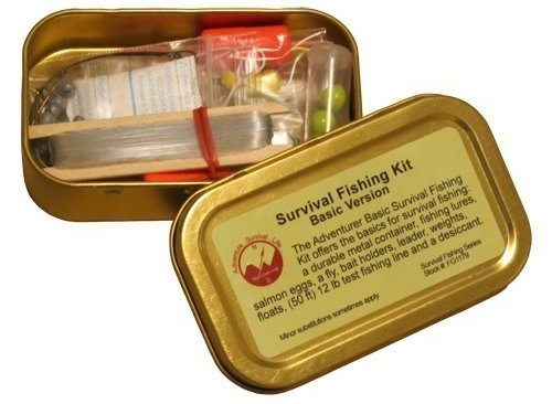 33 survival items you can fit in your pocket for Pocket fishing kit