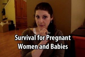 Survival for Pregnant Women and Babies