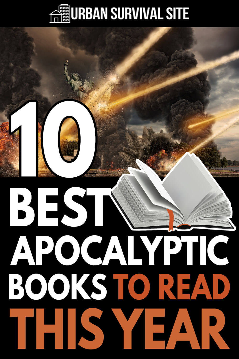 10 Best Apocalyptic Books To Read This Year