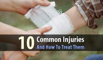 10 Common Injuries And How To Treat Them