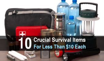 10 Crucial Survival Items for Less Than $10 Each