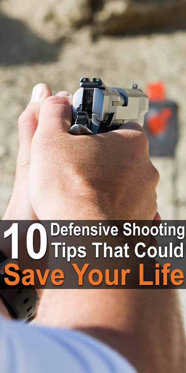 10 Defensive Shooting Tips