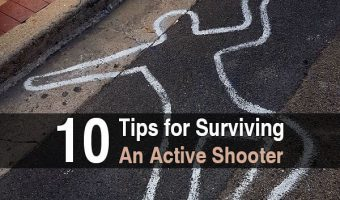 10 Tips for Surviving an Active Shooter