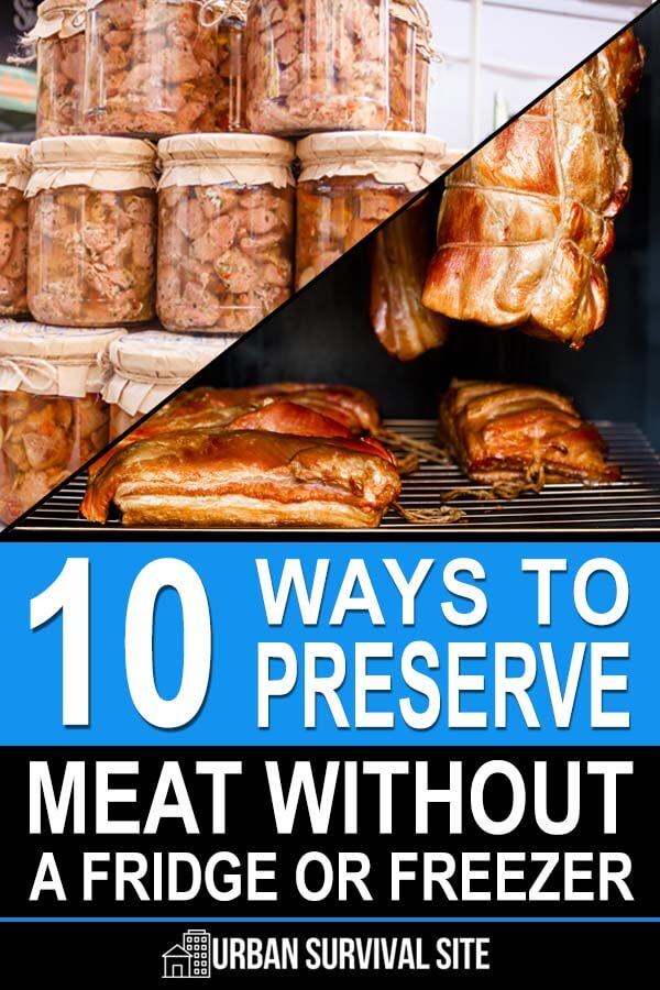 10 Ways to Preserve Meat Without a Fridge or Freezer