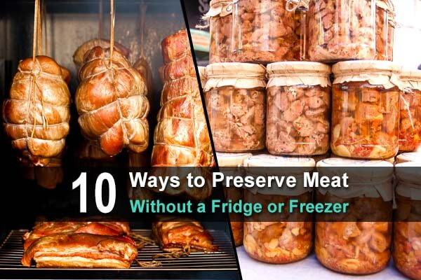 10 Ways to Store Meat Without a Refrigerator