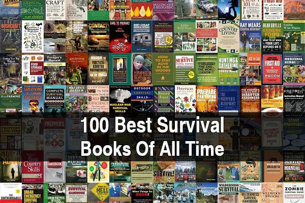 100 best survival books of all time urban survival site fandeluxe Images