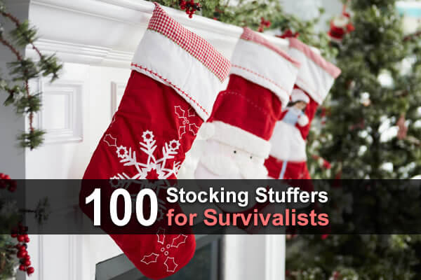 100 Stocking Stuffers For Survivalists