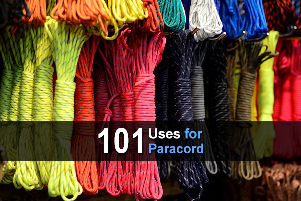101 Uses for Paracord