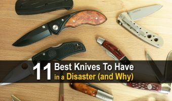 11 Best Knives to Have in a Disaster (and Why)