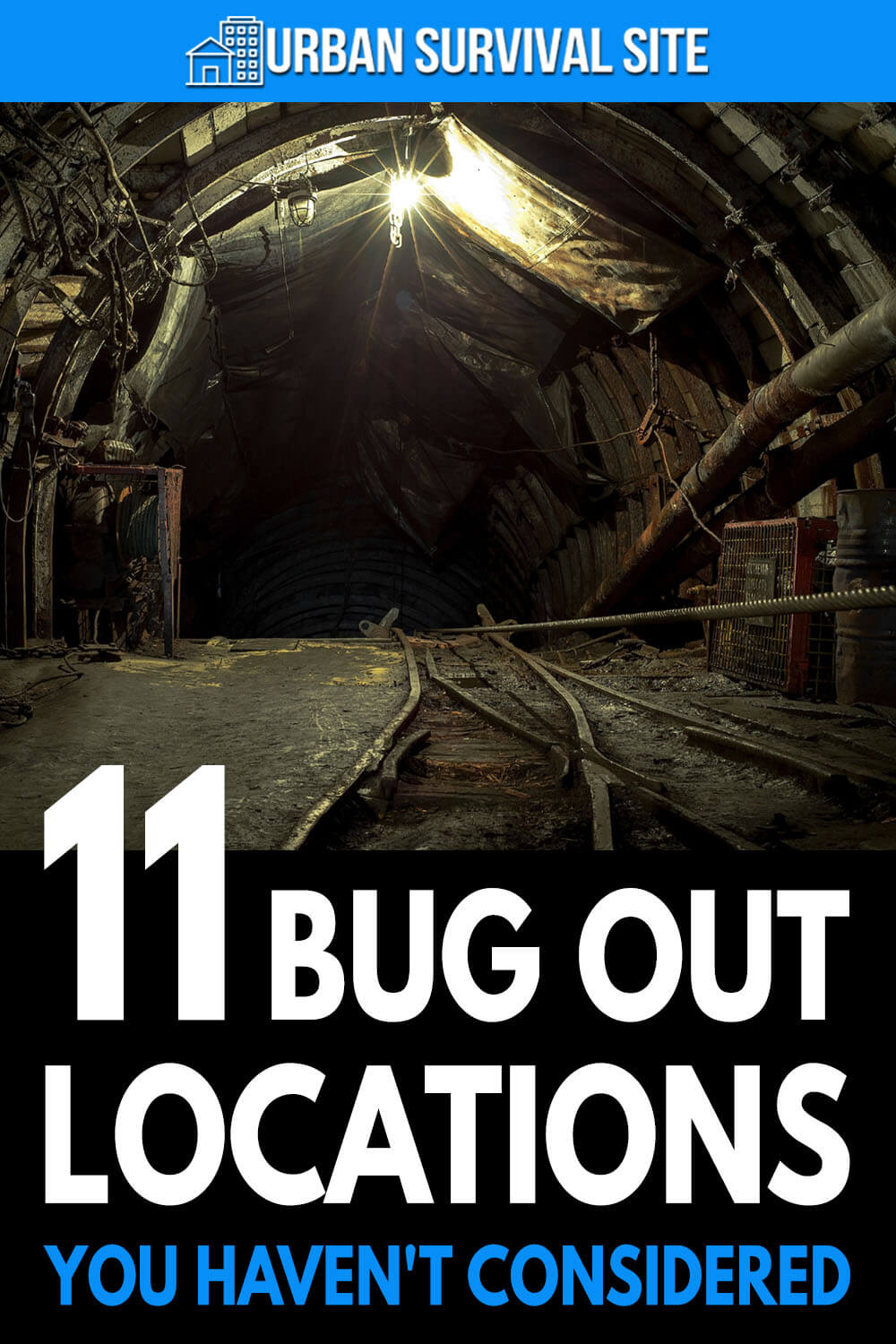 11 Bug Out Locations You Haven't Considered