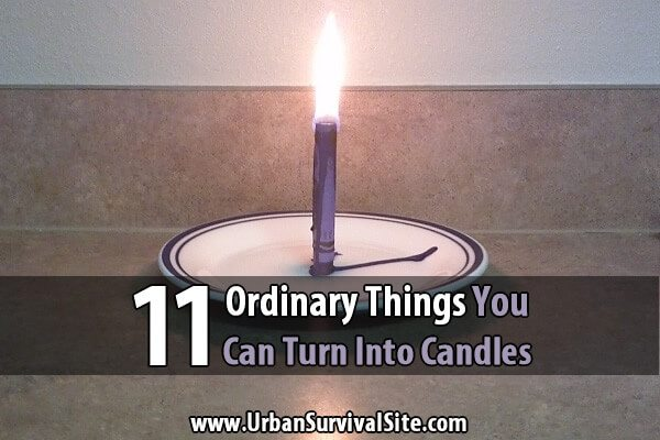 11 Ordinary Things You Can Turn Into Candles