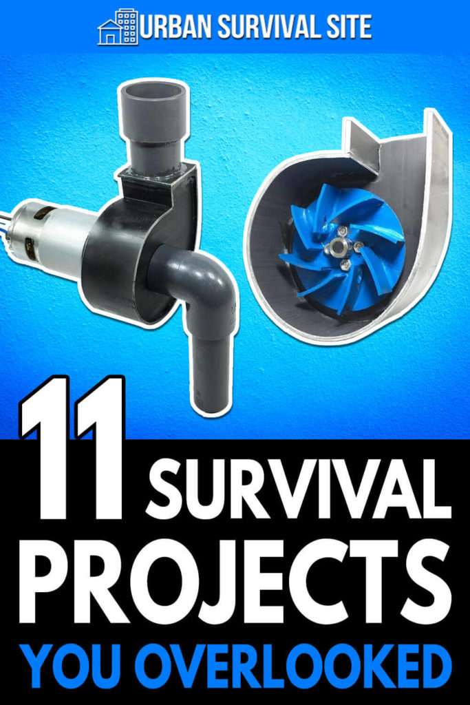 11 Survival Projects You Overlooked