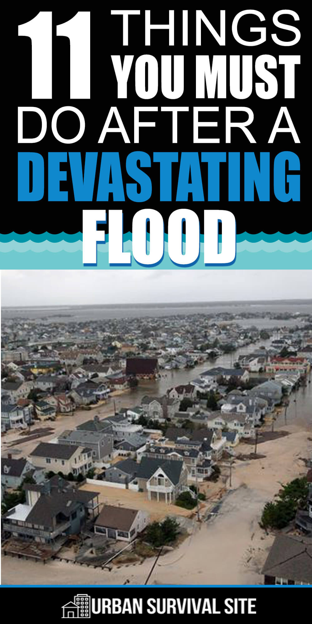 11 Things You Must Do After A Devastating Flood