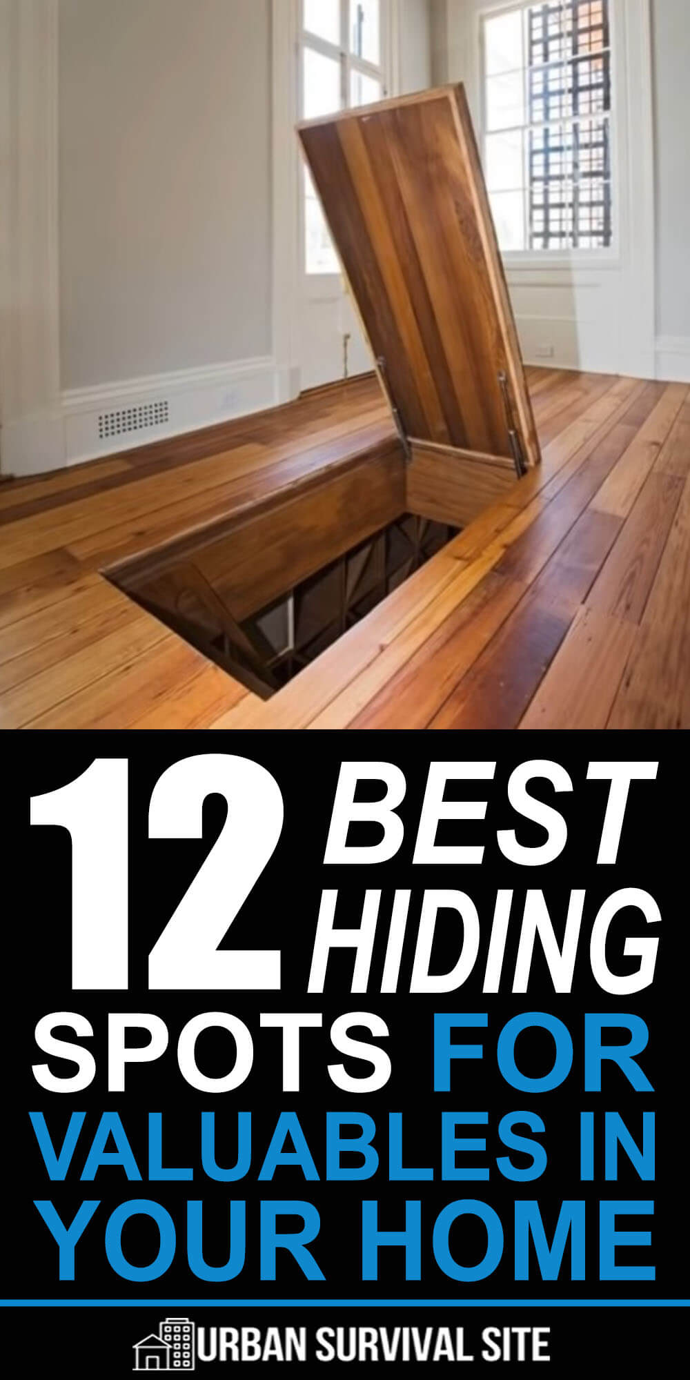12 Best Hiding Spots For Valuables In Your Home