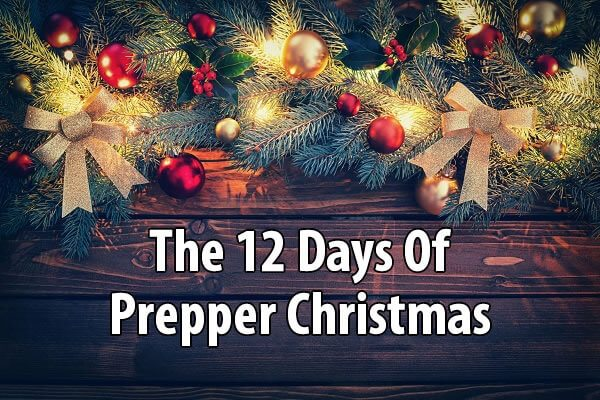 The 12 Days of Prepper Christmas