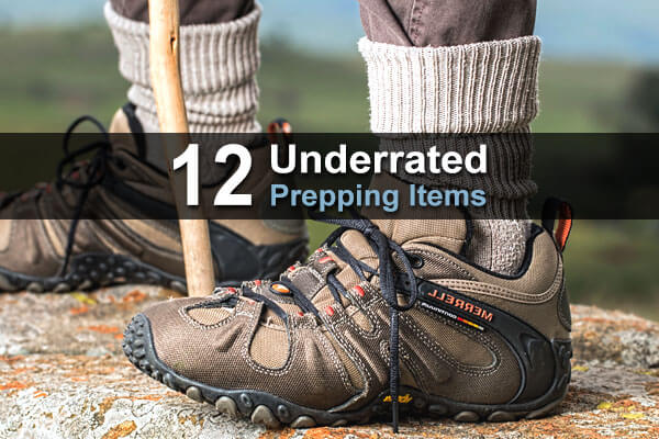 12 Underrated Prepping Items