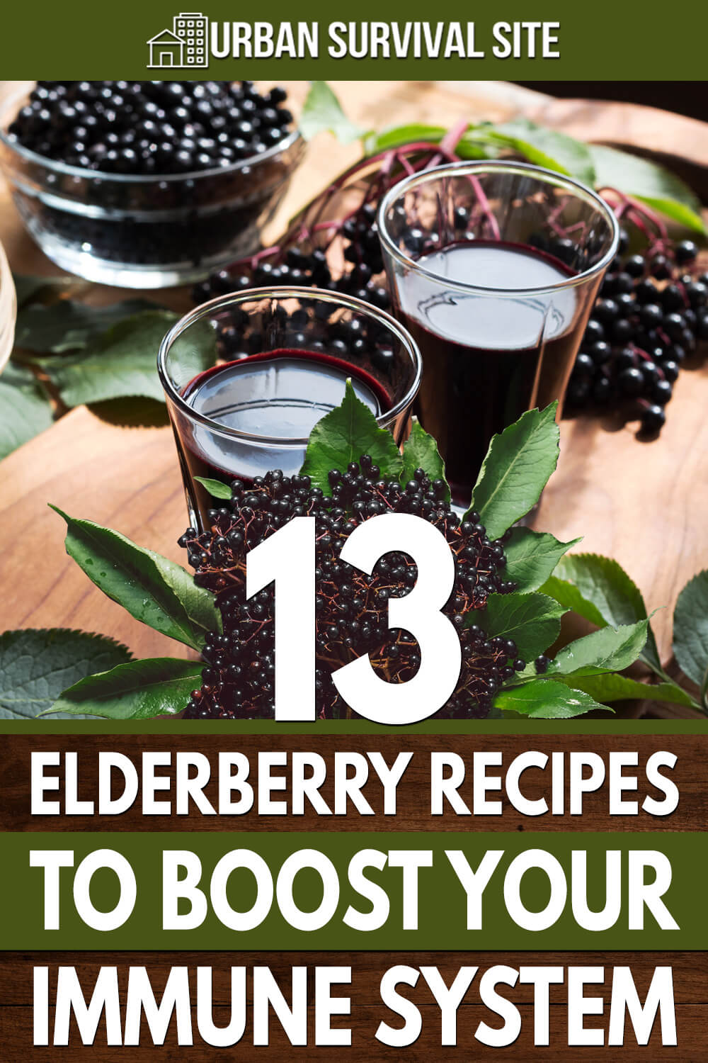 13 Elderberry Recipes to Boost Your Immune System