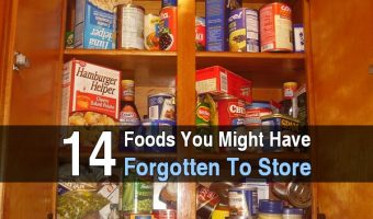 14 Foods You Might Have Forgotten To Store