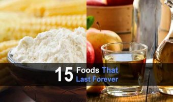 15 Foods That Last Forever