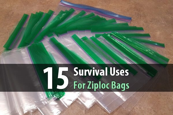 15 Survival Uses for Ziploc Bags