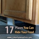 Where You Should Hide Your Food thumbnail