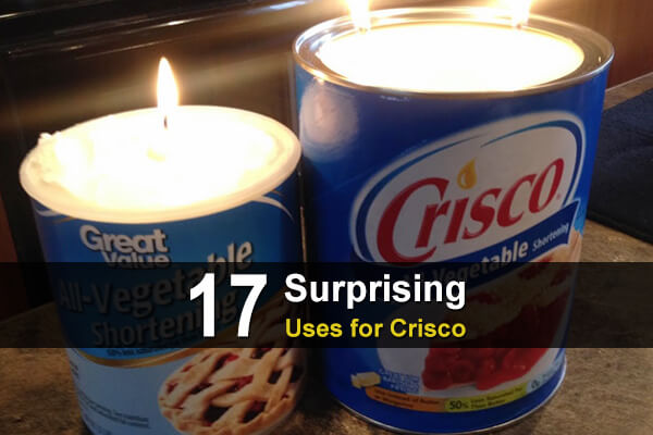 17 Surprising Uses for Crisco