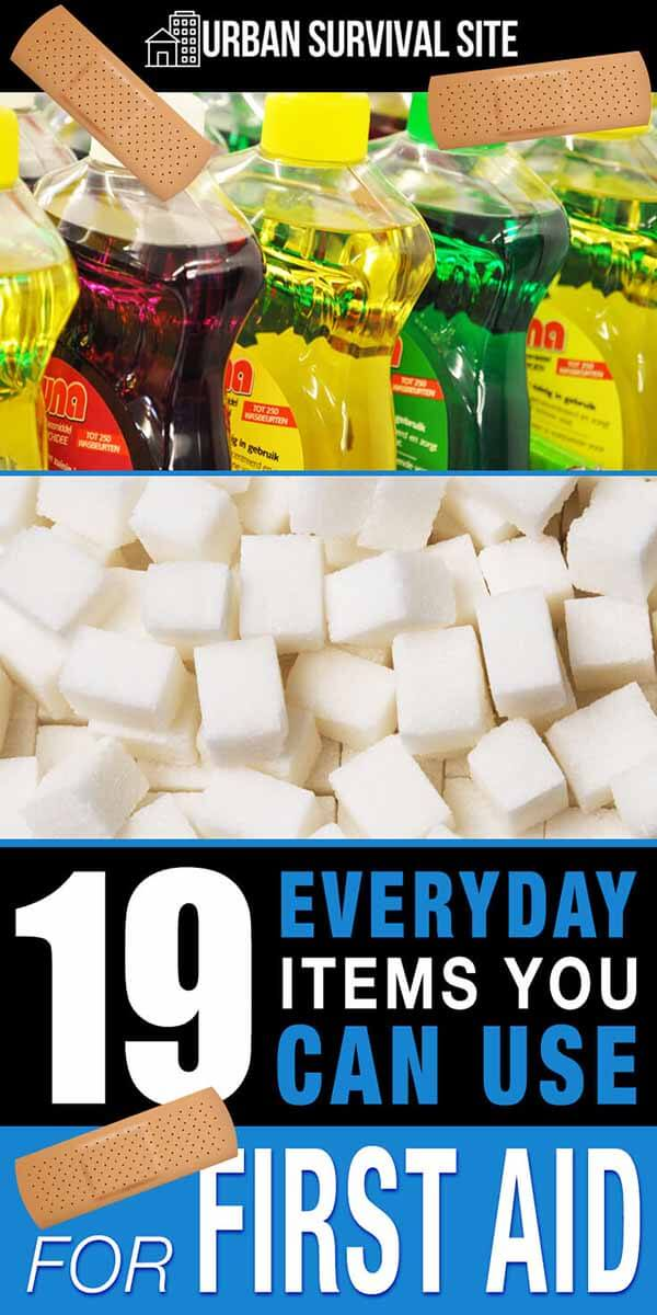 19 Everyday Items You Can Use for First Aid