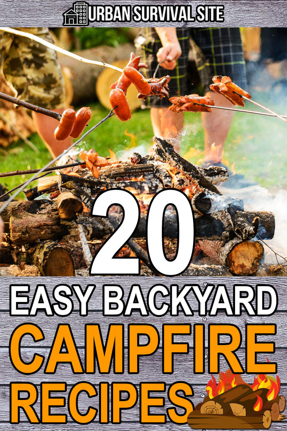20 Easy Backyard Campfire Recipes